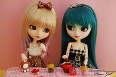 Miki & Aoi - Pullips Papin & Prunella | Flickr - Photo Sharing!