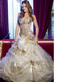 Micaela Oliveira Dream Wedding, Wedding Day, Wedding Dreams, Here Comes The Bride, Bride Dresses, Formal Dresses, Ball Gowns, Bridal, Inspiration