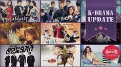 K-Drama UPDATE - June 2015 List of new (hot) Korean Dramas (kdramas) from June 2015 * this video contains : no synopsis , no recap , no review , no spoilers or rating