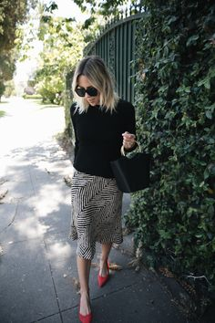 Damsel in Dior | Animal Prints for Work & Play