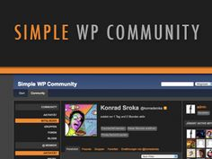 Simple WP Community Theme is a three-columns, widget-ready Buddypress theme. It comes in a dark dressy design with a community-navigation widget. It is 100% WP 3.0 compatible, e.g. custom menus. Also it has a custom header to change text color or add a logo or background-image.