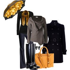 A fashion look from November 2012 featuring Full Tilt tops, Burberry coats and J Brand jeans. Browse and shop related looks.