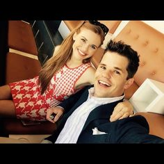Holland Roden & Max Carver