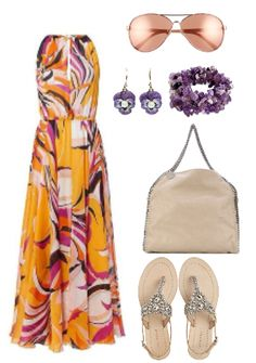 Maxi dress outfit #outfitideas #fashiontips. Built with #Fashiers app