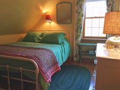 On Bradstreet Farm - guest bedroom