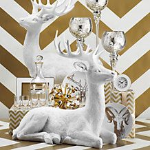 Our holiday gift guide glimmers with silver & gold.
