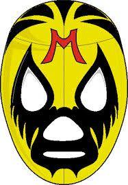 Resultado De Imagen Para Mascaras De Lucha Libre Dibujo Mascaras Lucha Libre Mascaras De Luchadores Lucha Libre
