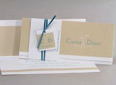 #Letterpress #Hochzeitskarten #kreativehochzeitskarten #einladungskarten  Vetiver M36 016 B