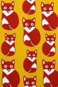 Woohoo! Fun jersey fabric for sale in the UK! I want to make Ash a t-shirt from this one.