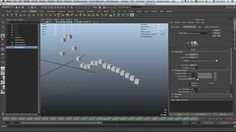 MASH - Audio Node. Drive your MASH animations using an audio file. Try MASH here - http://mash.mainframe.co.uk