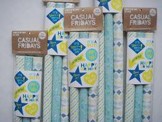 Casual Fridays inpakpapier Chartreuse | ♥ Paper love | Dreamkey Design