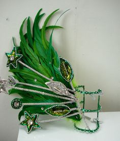 Image result for carnival samba headdress