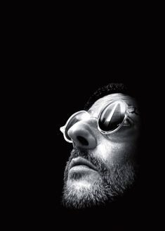 """Léon: The Professional - IMDb Jean Reno """"Leon"""" Celebrities People Photography, Vintage Photography, Portrait Photography, Jean Reno Leon, Jocker Batman, Language Arts Posters, T Movie, Glasses For Your Face Shape, Luc Besson"""