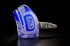 Preston Singletary | Glass Sculpture by Preston Singletary available at Schantz Galleries
