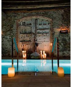 Les adresses beauté de Sofia Sanchez de Betak à New York : Aire Ancient Baths New York