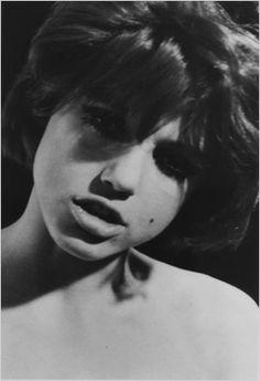 Edie Sedgwick, 1967.