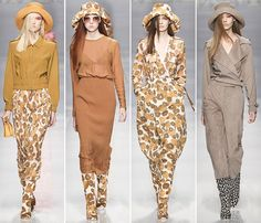 Max Mara Spring/Summer 2015 Collection - Milan Fashion Week
