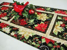 CHRISTMAS Table Runner  Benartex Happy Holidays by Jambearies