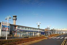 East Midlands Airport - Dual Purpose Canopy