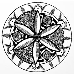 Lots of fun. Great present to give someone in the form of a poster or canvas print that they will be able to colour in if they so wish and hang it on their walls.They will find it a very therapeutic exercise by colouring them in and personalizing them.  http://leana-de-villiers.artistwebsites.com/featured/mandala-ldv-2015-01-01-leana-de-villiers.html