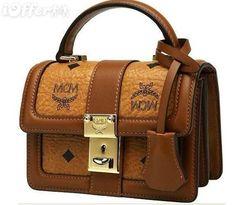 MCM mini tracey bag.