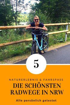 NRW ist ein Fahrradland - das merkt jeder, der auf den von mir vorgestellten Radrouten unterwegs ist. Sie bieten großes Fahrvergnügen und intensive Naturbegegnungen. In der Eifel. Dem Münsterland. Am Niederrhein und im Ruhrgebiet. Meine TOP5 findet ihr im Blog.