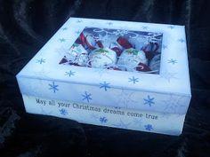 Barnsley Crafter: Cracker Box