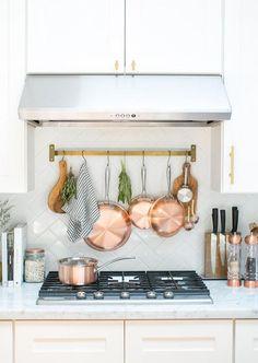 opberg ideeën voor de keuken - MakeOver.nl