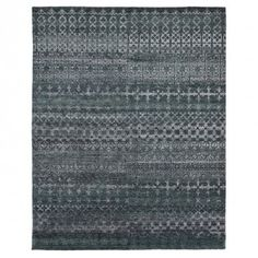 Classic Silk & Wool Rug - 8'x10'