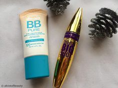 Maybelline Dream BB Pure & Maybelline The Colossal Big Shot Mascara