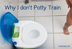 A different potty training approach