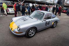 Andrew Jordan - Historika 1964 Porsche 901 at the Goodwood 73rd Members Meeting (Photo 1)
