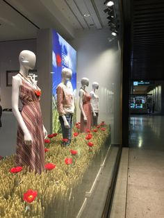 Motivi Food is Fashion Windows, Milan – Italy » Retail Design Blog