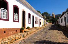 Minas Histórica: o que conhecer nas cidades de Tiradentes, Diamantina, Ouro Preto e Mariana? - Na foto a cidade de Tiradentes