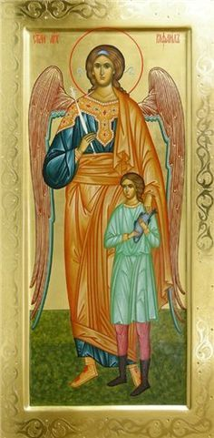 Holy Guardian Angel  /  Image result for Orthodox Archangels Michael & Gabriel