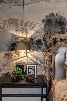 Hochwertig The Garden Of Eden, Beijing. Designed By W.design. Haus Interieu DesignChinoiserieWohnzimerWohnräumeChinesische  Malerei Schlafzimmer ...