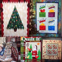 Love the countdown quilt! 🎅🏼🎄☃️