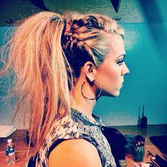 kimberly perry = hairspiration