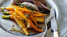 Recipe: Maple-glazed carrots and parsnips with fennel  | Stuff.co.nz