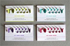 Visitekaartjes met 3D-logo | uploaded by www.drukwerkdeal.nl