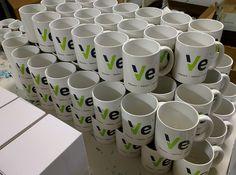 Tazas Publicitarias Personalizadas Al Por Mayor, #Mugs #Tazas #Chapea, www.chapea.com
