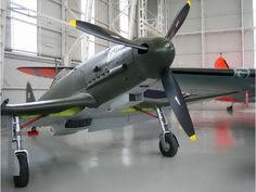 """The Fiat G.55 Centauro (Italian: """"Centaur"""") was a single-engine single-seat World War II fighter aircraft used by the Regia Aeronautica and the A.N.R. (Aeronautica Nazionale Repubblicana) in 1943-1945. It was designed and built in Turin by Fiat. The Fiat G.55 was probably the best type produced in Italy during World War II, but it did not enter production until 1943..."""