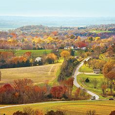 Oktoberfest Fall Road Trip | Visit the South's Rhineland on this jaunt through the Show-Me State just in time for Oktoberfest. | SouthernLiving.com