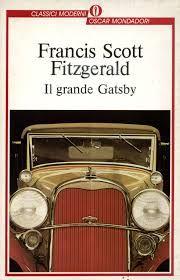 il grande gatsby libro -