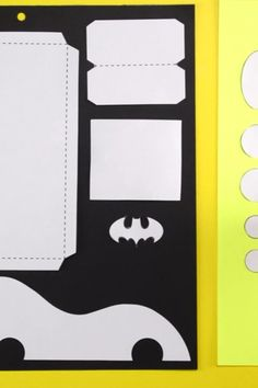 Batman Birthday, Batman Party, Superhero Party, Wagon Floats, Cardboard Car, Remember Day, Cars Birthday Parties, Ideas Para Fiestas, Projects To Try