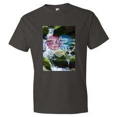 Flow From the Heart men's t-shirt