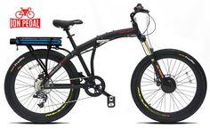 ProdecoTech Phantom X Li V6 Folding Electric Bike