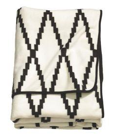 Fleece Throw | Product Detail | H&M