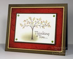 Autumn Get Well Card by labullard - Cards and Paper Crafts at Splitcoaststampers