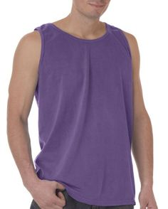 Amazon.com: Comfort Colors by Chouinard Adult Cotton Sleeveless Tank Top. 9360: Clothing